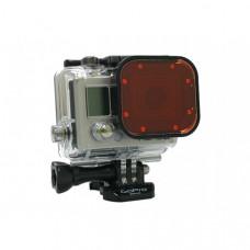 Hero3 Aqua Red Filter